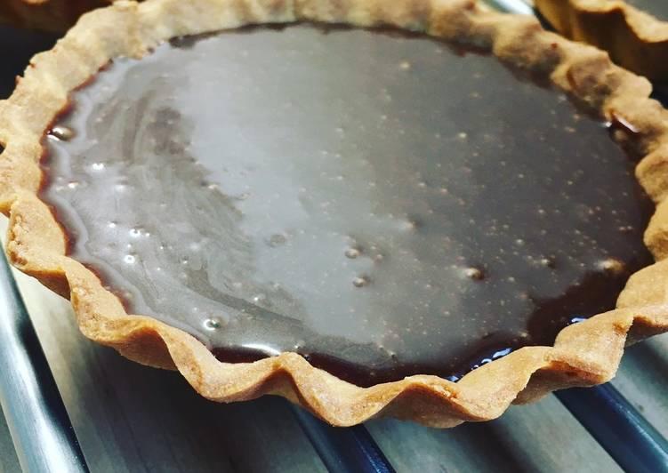 Comment Servir Tarte au chocolat 🍫