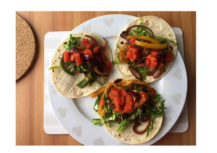 Recipe: Delicious Vegan Tacos