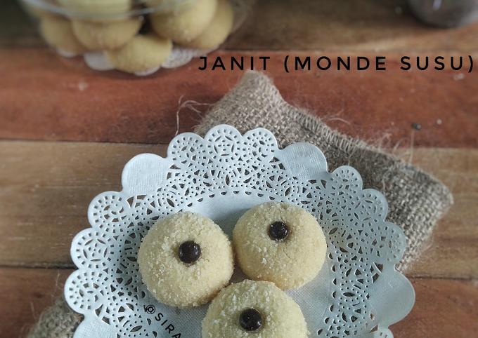 JaNit (Janda Genit) a.k.a Monde Susu