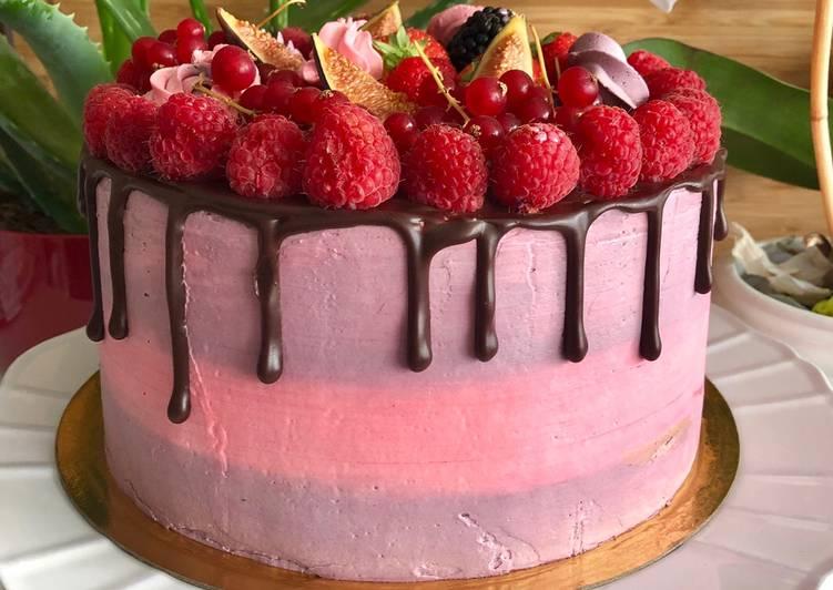 Délicieux Layer cake