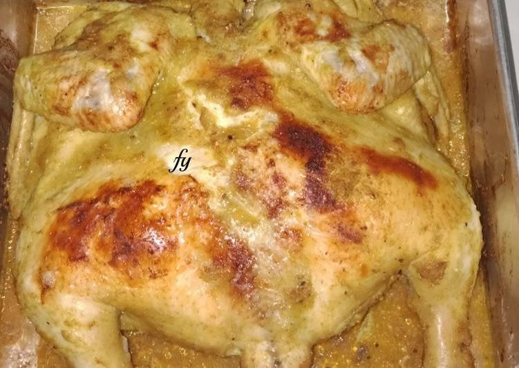 Ayam Golek Sihat😍