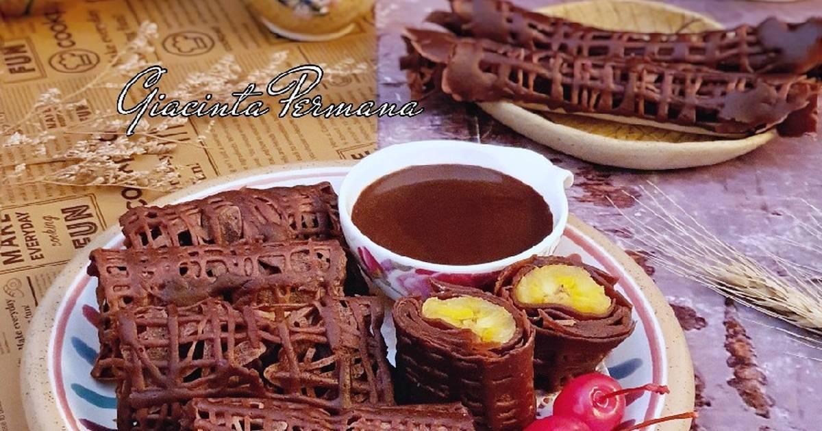 60 Resep Roti Jala Coklat Enak Dan Sederhana Ala Rumahan Cookpad
