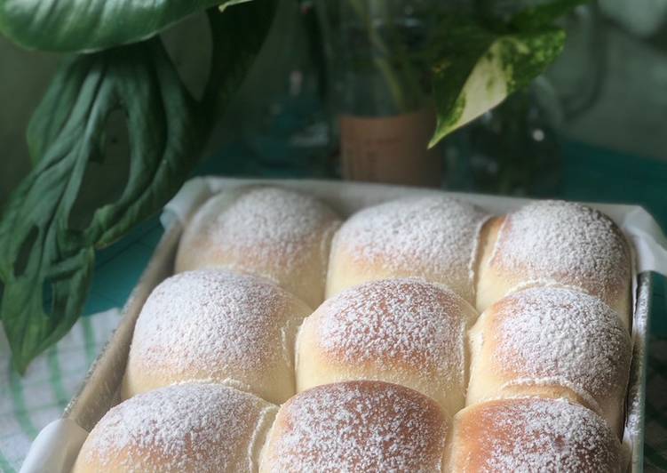 Resep Japanese Soft Fluffy Milk Bread Bikin Laper