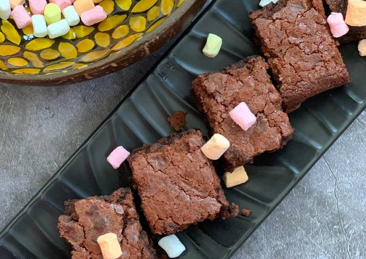 How to Make Ultimate Mochi Brownies
