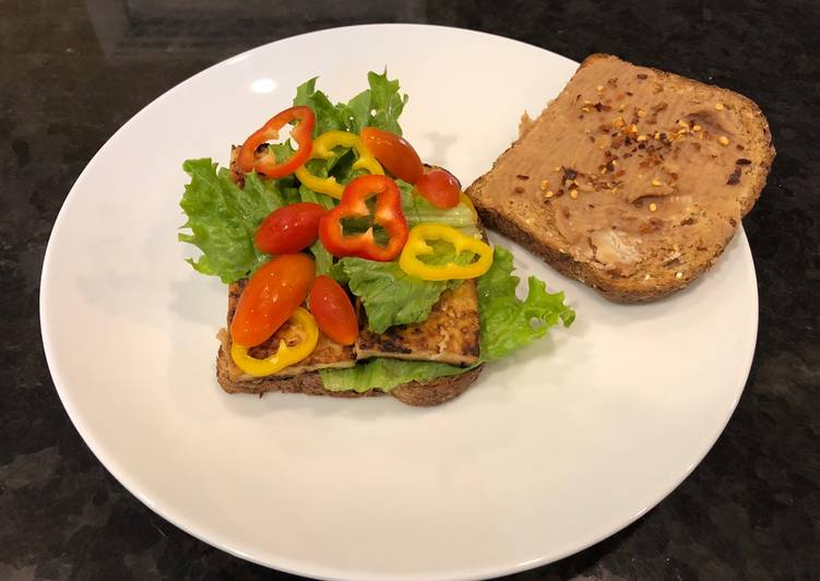 TLT instead of BLT Sandwich, Help Your To Be Healthy And Strong with The Right Foods