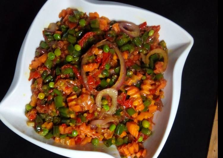 Veggies sauce