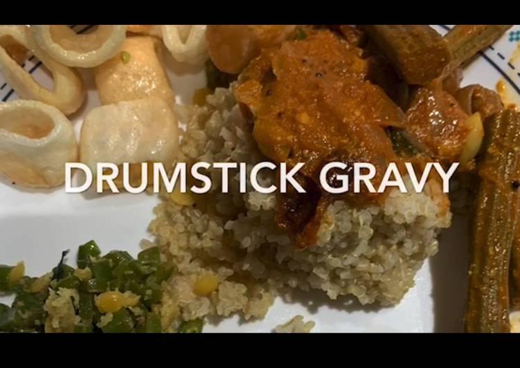 Drumstick gravy