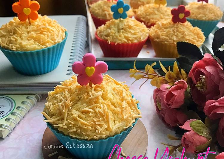 Resep Cheese Yoghurt Muffin Terenak