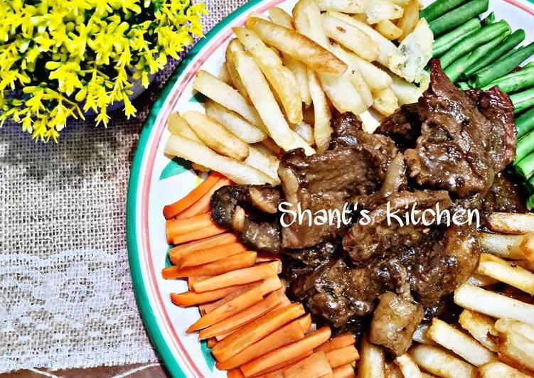 Bistik Sapi Jawa – So Yummy Cookbooks