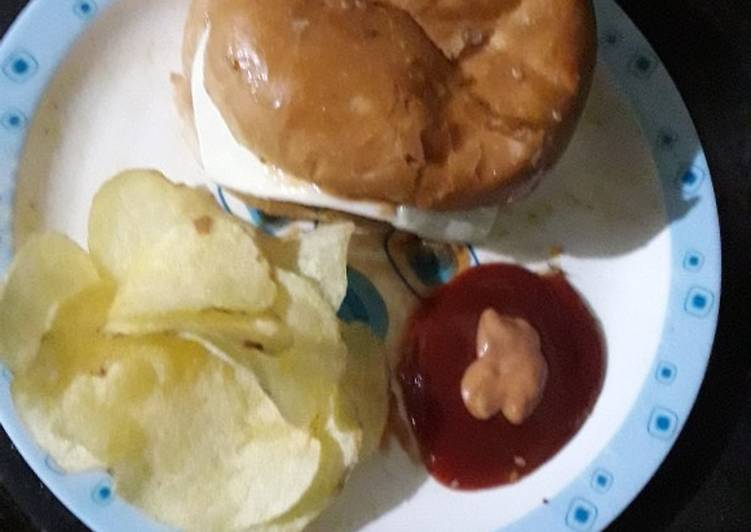 Easiest Way to Cook Perfect Today dinner 🍔