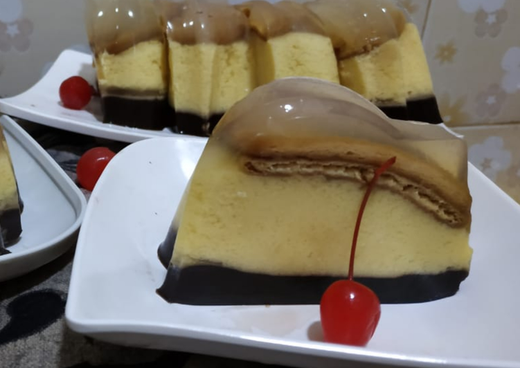 Puding Marie Regal, 3 lapis