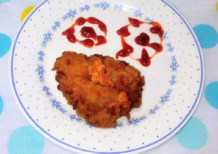 Ayam goreng krispy sehat non msg