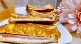 Hình ảnh món Sandwiches ? bữa sáng năng lượng