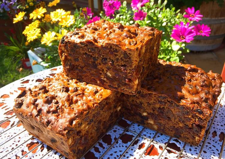 How to Make Most Popular #Helpfulcook Fruit cake