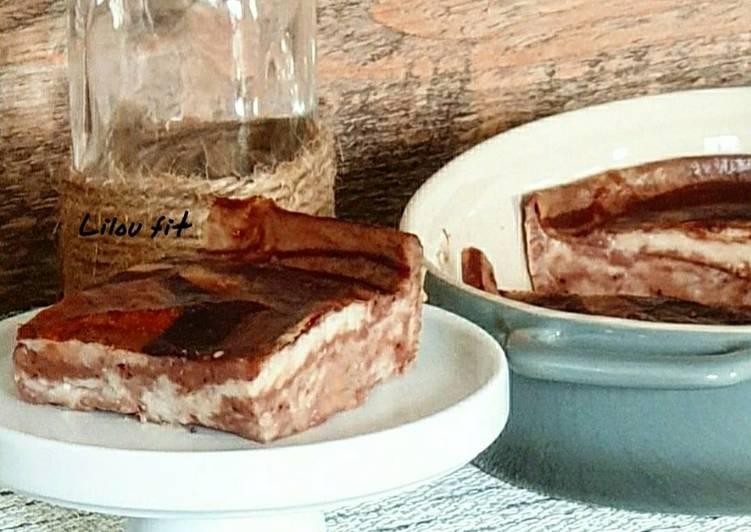 Easiest Way to Prepare Super Quick Homemade Flan végan marbré chocolat vanille