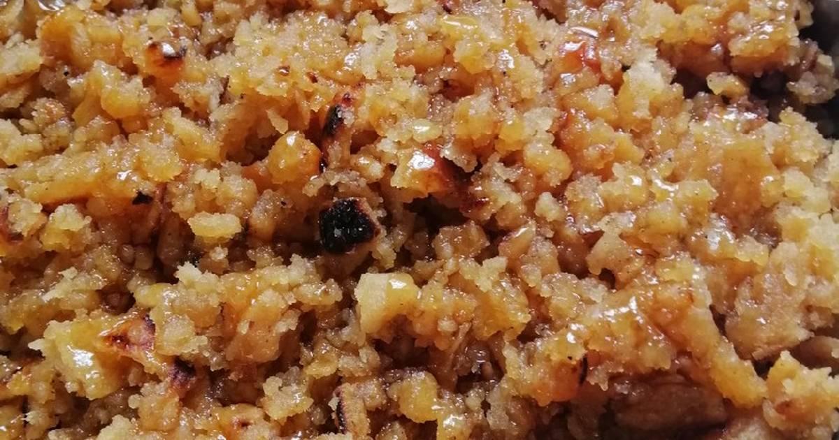 طريقة عمل فتة بالسمن والعسل 28 وصفة فتة بالسمن والعسل سهلة وسريعة كوكباد
