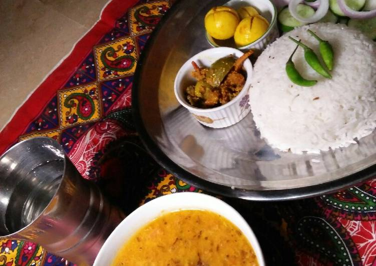 Recipe of Perfect Dhaba daal