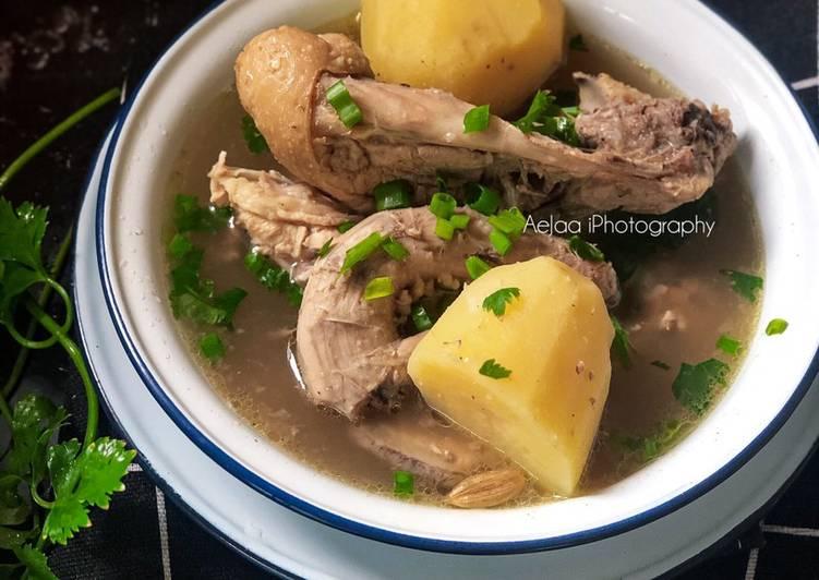 Sup rangka ayam - velavinkabakery.com