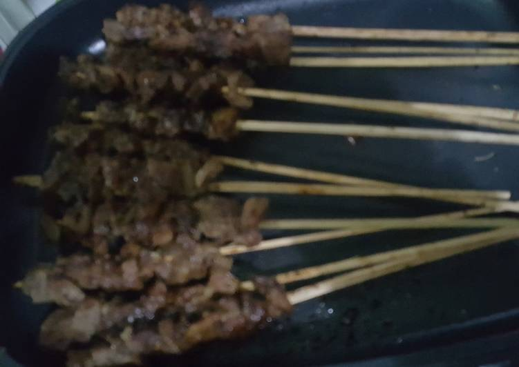Sate Kambing Happy Call