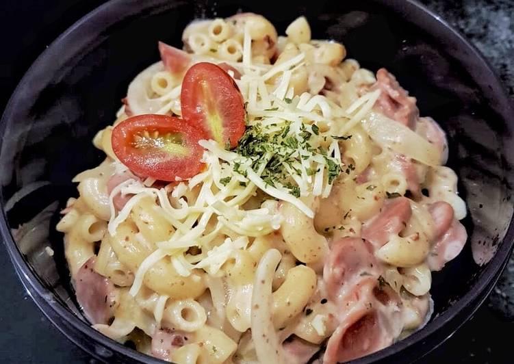 Macaroni Carbonara