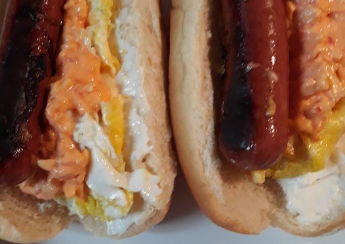 Breakfastdogs