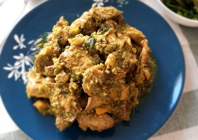 Ayam Cabe Ijo Manado