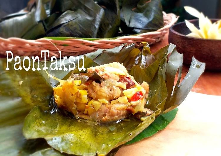 Tum Ayam Bumbu Rajang Bali#Tum Be Siap Base Rajang