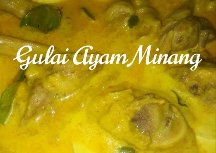 Gulai Ayam Minang