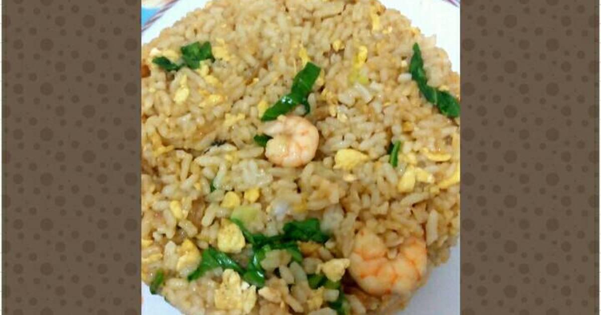 23 Resep Nasi Goreng Teri Udang Enak Dan Sederhana Ala Rumahan Cookpad