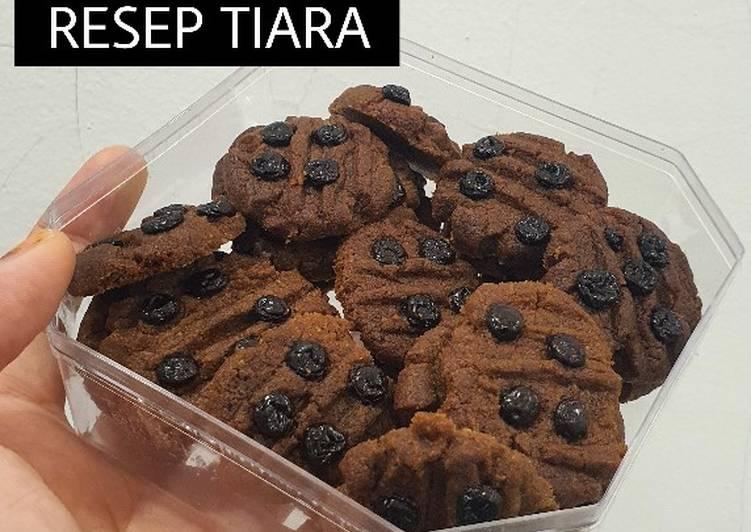 Kue kering Coklat Chocolatos Anti Gagal