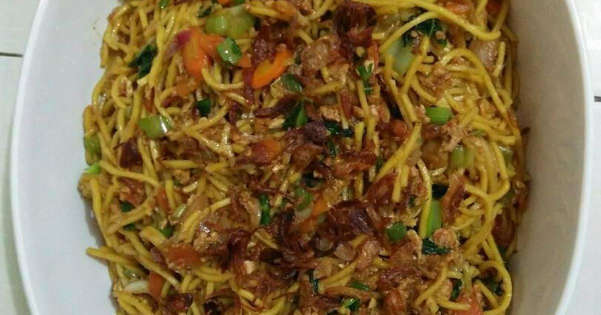Resep Mie Kuning Goreng Oleh Fitri Sundari Cookpad