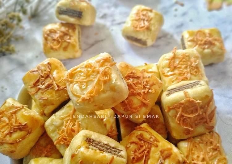 Resep Kue Kering Wafer Oleh Endah Sari Dapur Si Emak Cookpad