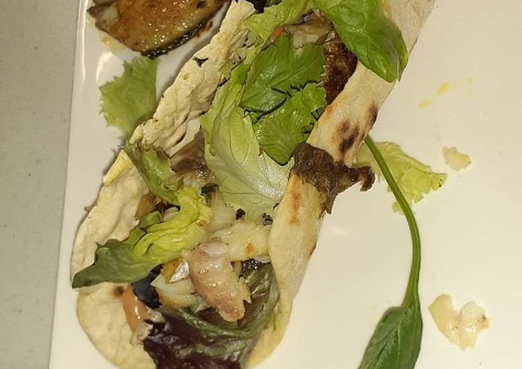 Simple Way to Prepare Homemade Fish Tacos