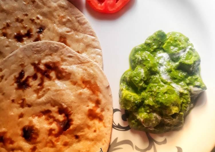 Easiest Way to Make Any-night-of-the-week Palak Paneer