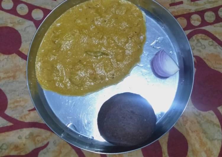 Simple Way to Make Super Quick Homemade Tomato Bajji