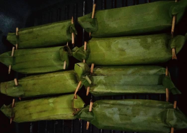 Resep Pepes Tongkol Bumbu Mercon sederhana dan enak