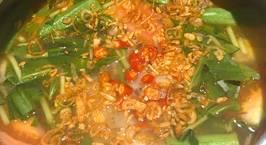 Hình ảnh món Lẩu Cá Bóp Măng Chua