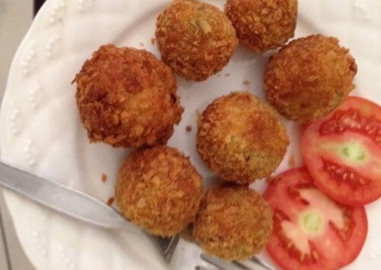 Resep Bitterballen Cemilan Untuk Si Kecil Yang Enak Resep Masakanku