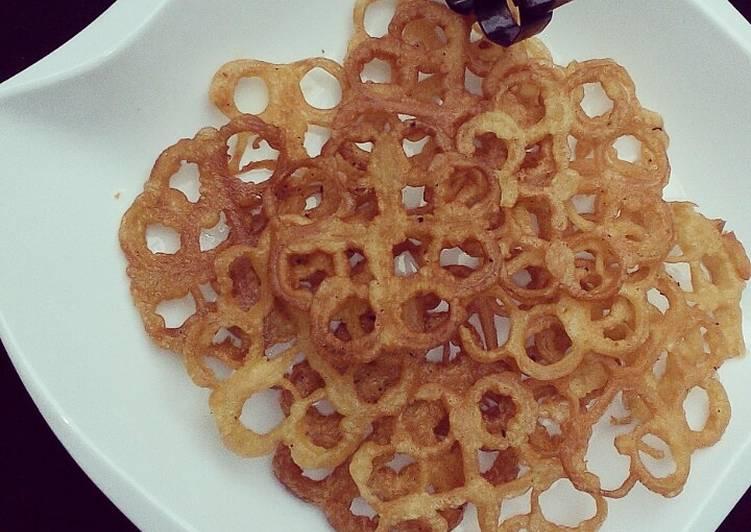 Traditional waffle(tayota)