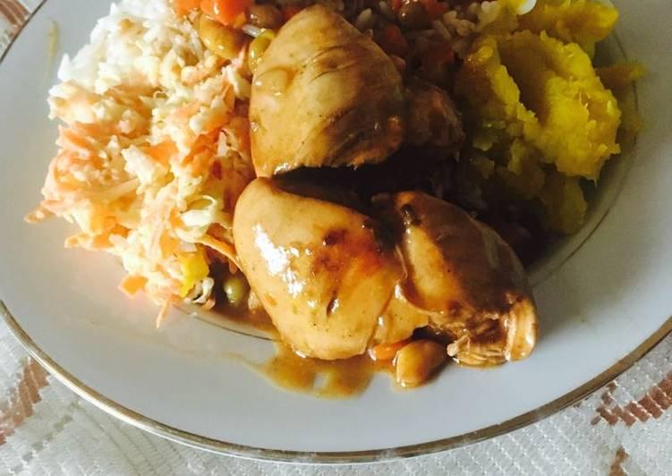 Fresh Chicken curry