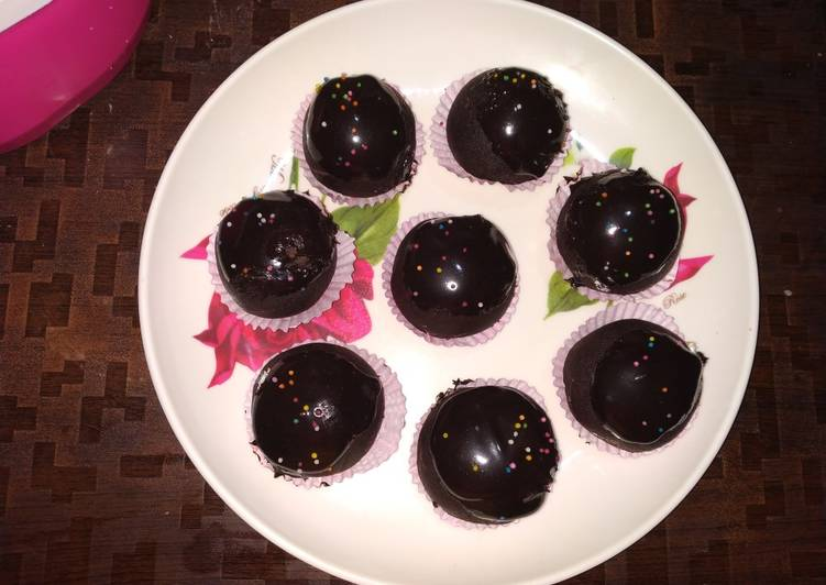 Simple Way to Make Cake pops Perfect