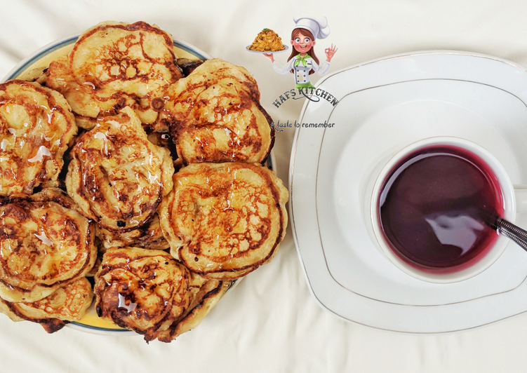 Recipe of Any-night-of-the-week Mini pancake