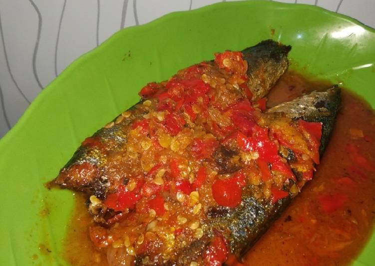 Ikan Pindang Balado/Asam Padeh