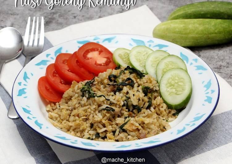 Resep Nasi Goreng Kemangi Bikin Jadi Laper