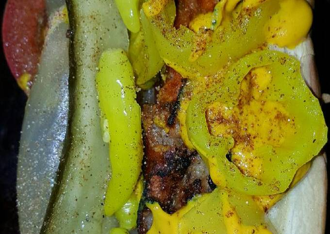 Mike's Chicago Dogs & Beer Brats