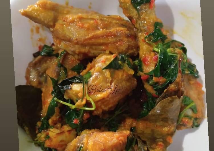 Resep Ayam rica rica kemangi yang Lezat