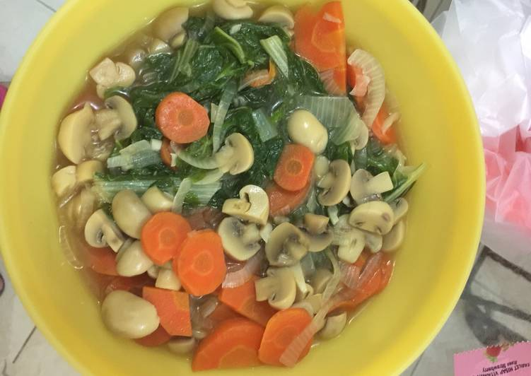 Cah Sayuran Sehat
