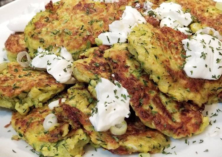 How to Cook Delicious Zucchini Fritters