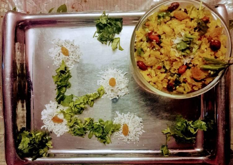 Easiest Way to Prepare Top-Rated Tamarind Poha