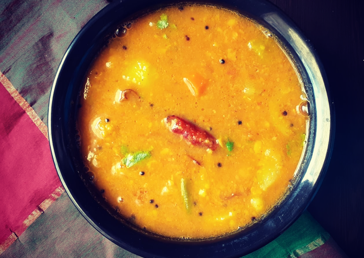 Recipe: Perfect Sambar